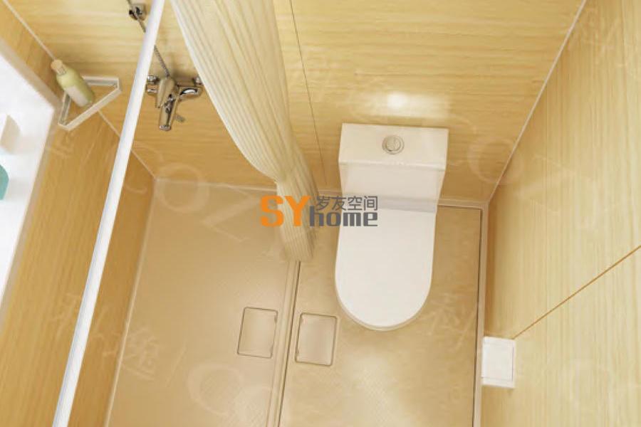 整体卫浴 集成卫浴 BUH1216