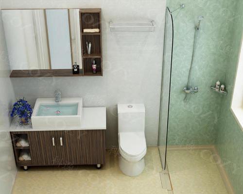 Integrated bathroom integrated bathroom BUJ1326