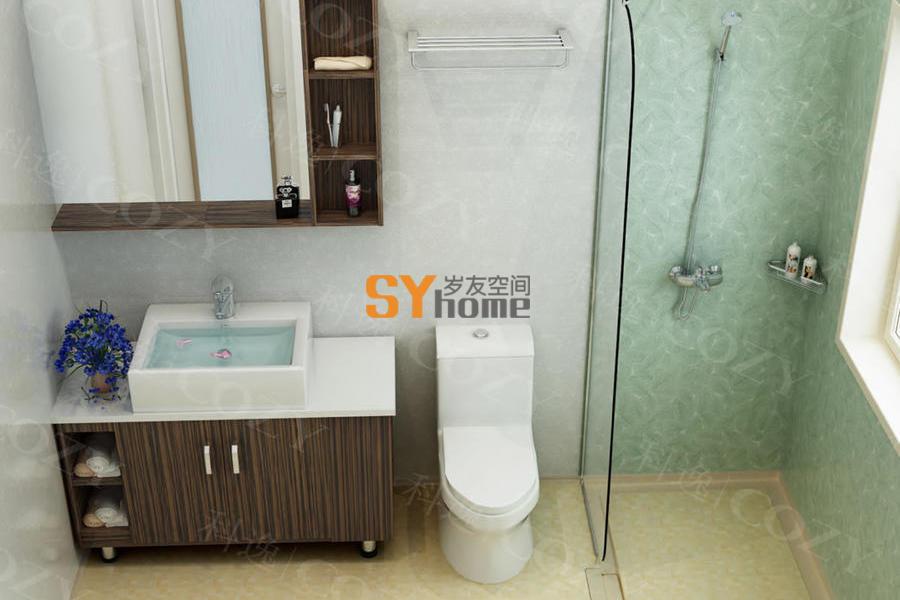 整体卫浴 集成卫浴 BUJ1326