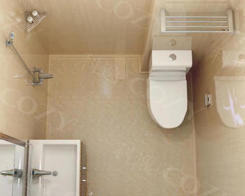 Integrated bathroom integrated bathroom BUJ1616