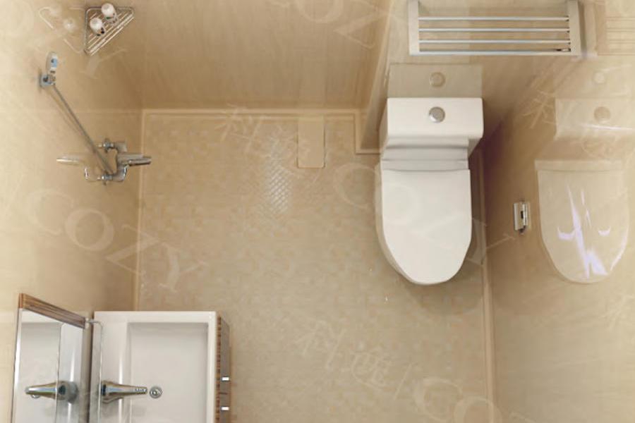 整體衛浴 集成衛浴 BUJ1616
