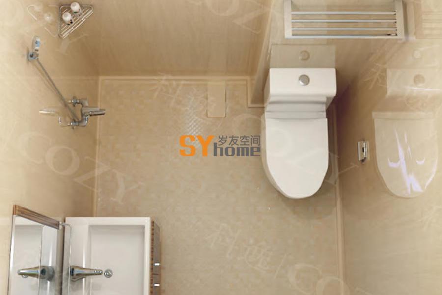 整体卫浴 集成卫浴 BUJ1616