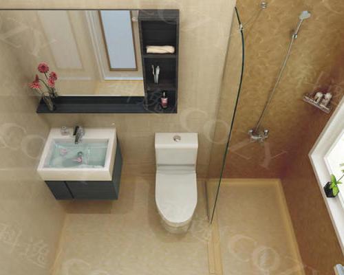 Integrated bathroom integrated bathroom BUJ1622