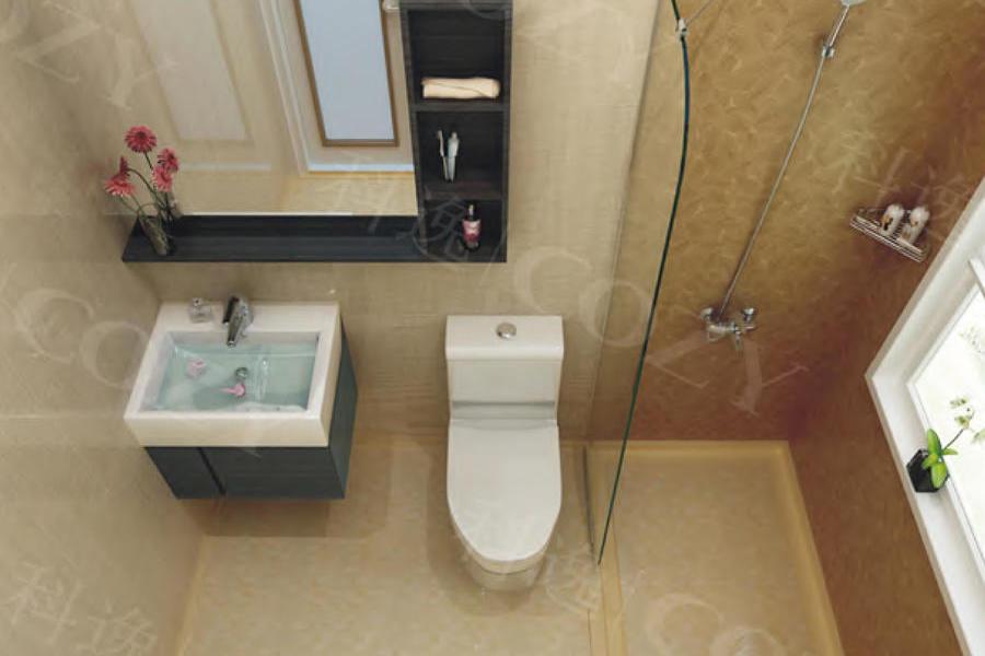 整體衛浴 集成衛浴 BUJ1622
