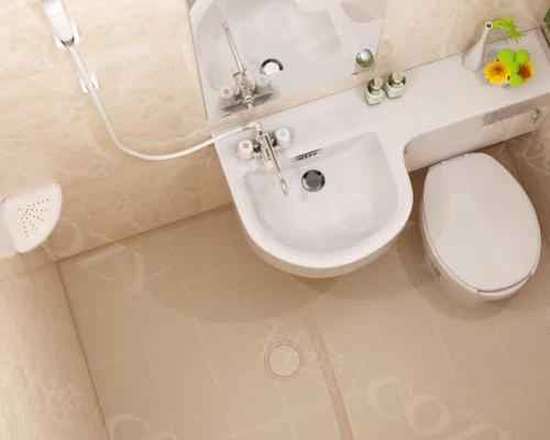 Integrated bathroom integrated bathroom BUL1217
