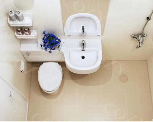 Integrated bathroom integrated bathroom BUL1420