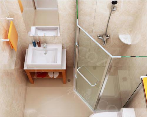 Integrated bathroom integrated bathroom BUL1618