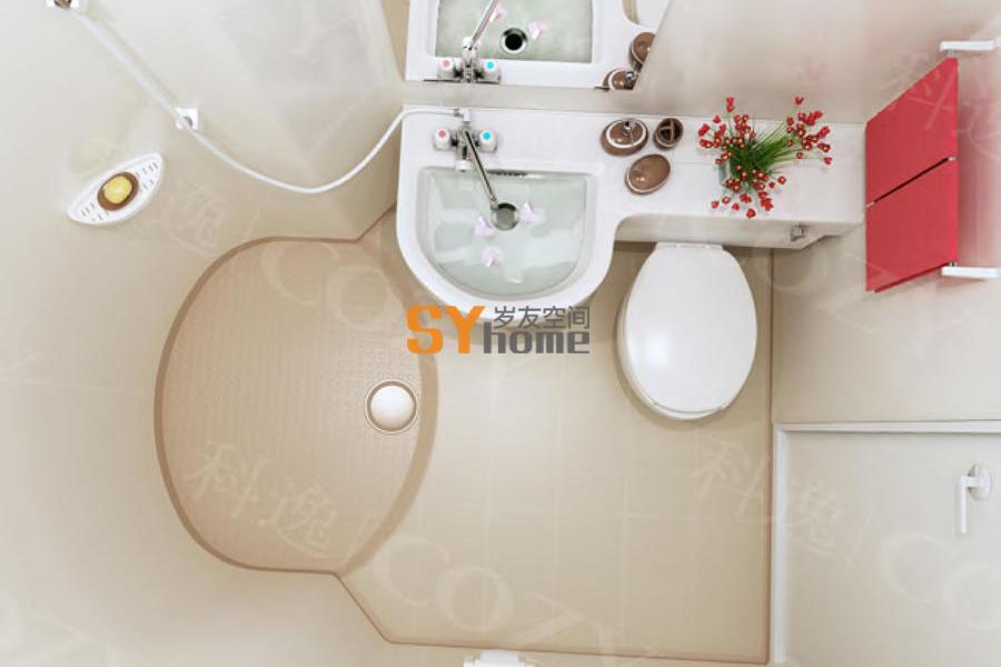 整体卫浴 集成卫浴 BU了419