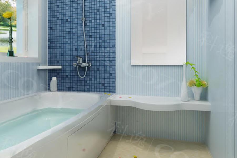 集成衛浴  整體衛浴BUH1416