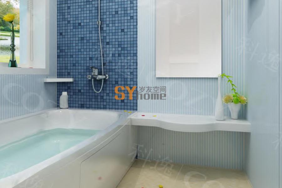 集成卫浴  整体卫浴BUH1416