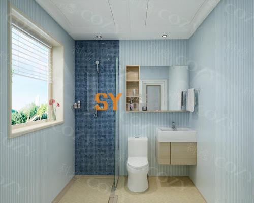 整体卫浴 集成卫浴 BUJ1820