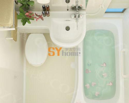 整体卫浴 集成卫浴 BUL1316
