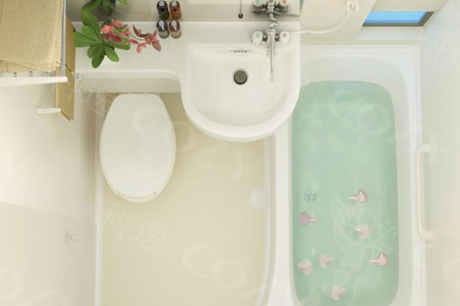 整體衛浴 集成衛浴 BUL1316