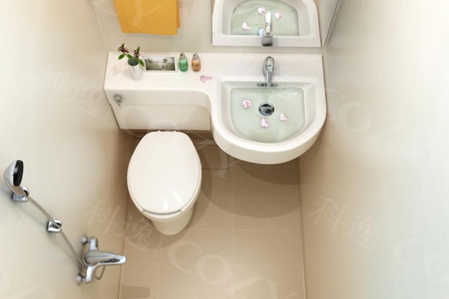 整體衛浴 集成衛浴 BUH1014