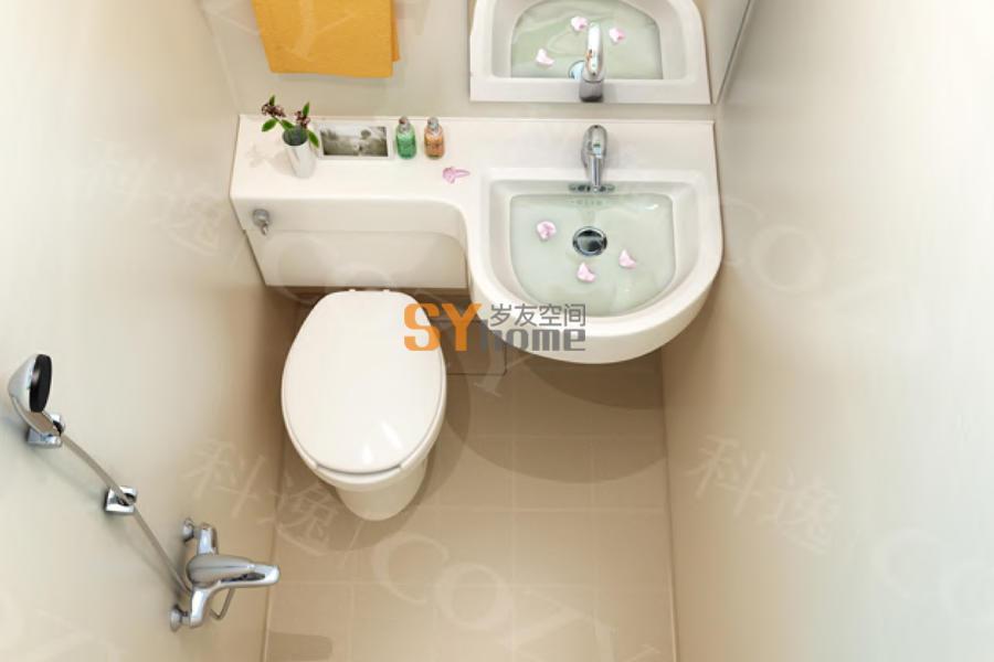 整体卫浴 集成卫浴 BUH1014