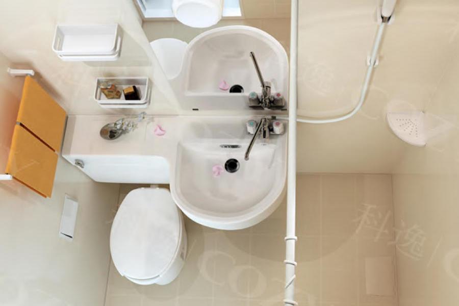 整體衛浴 集成衛浴 BUL1116