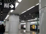 宁波地铁一号线案例图片