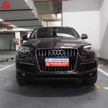 上海租婚车 奥迪Q7(咖啡色)