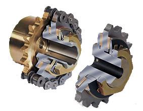 摩擦型标准结构扭力限制器