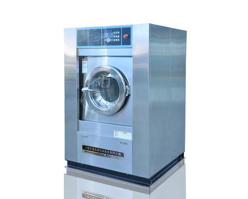 新款工业全钢洗脱机