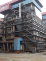 煙臺億通熱電有限公司2×75t/h+130t/循環流化床鍋爐脫硝(SNCR)工程
