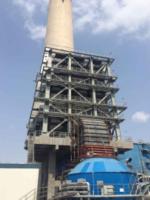 山東怡力電業有限公司(南山熱電廠)2×150MW機組脫硫總承包工程