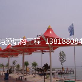 景观钢结构膜伞