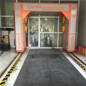 Carter computer automatic car wash system CT-828-AD