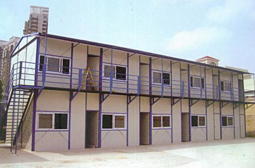彩钢板活动房