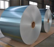 Coated Aluminium foil for finstock in A/C