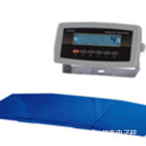 LP7620无框型电子平台秤