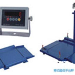 LP7622超低电子平台秤