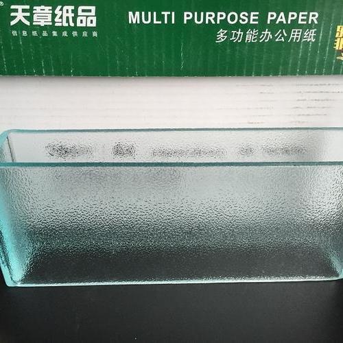U型玻璃(冰花)