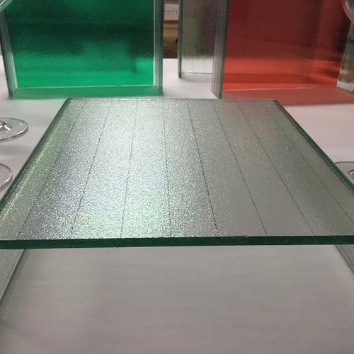 U型玻璃(夹丝)