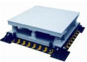 钢材缓冲秤 双层地磅秤 LP7626电子缓冲秤