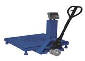 移动地磅秤 LP7627移动式电子平台秤