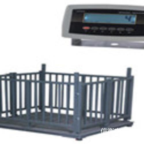 电子地磅秤 围栏秤 LP7628动物秤