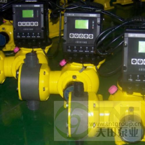 JYD型液压隔膜式计量泵