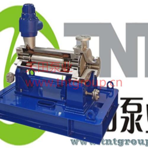 NSP系列屏蔽電泵