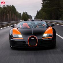 展示租车 布加迪·威航  Bugatti Veyron