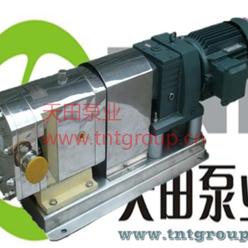 TRA系列凸輪轉子泵