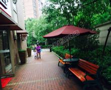 公园形象伞