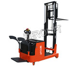 Balance weight full electric stacker