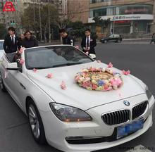 婚庆租车-宝马6系敞篷