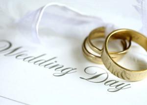 中西方婚礼文化差异