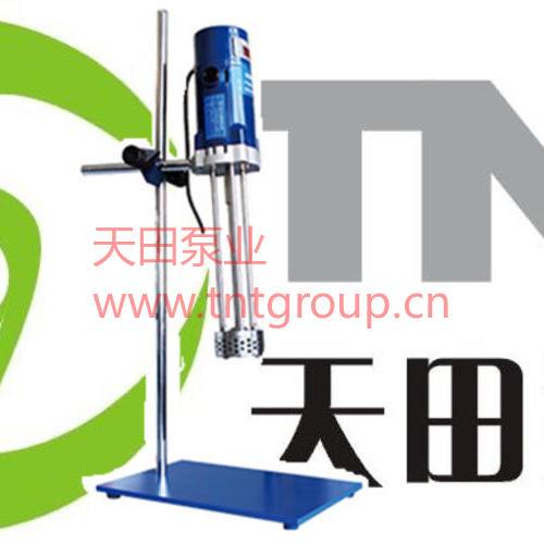 TRS微小型實驗高將切分散乳化機