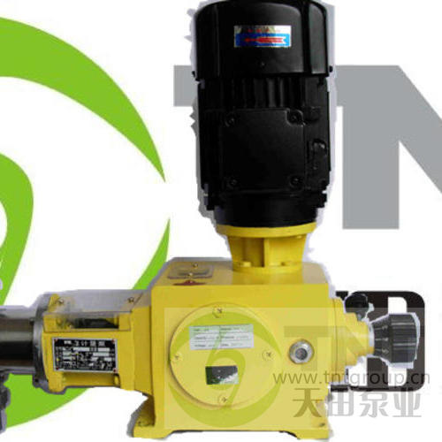 柱塞式计量泵!Plunger metering pump