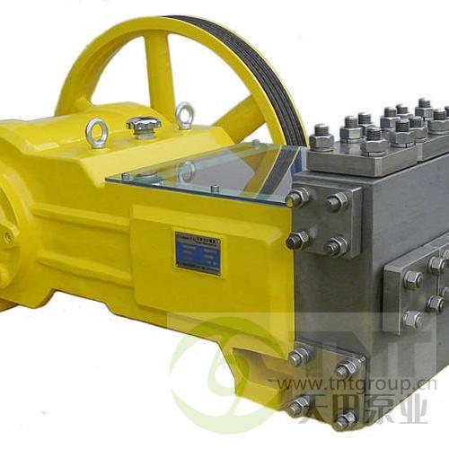三柱塞高压隔膜泵