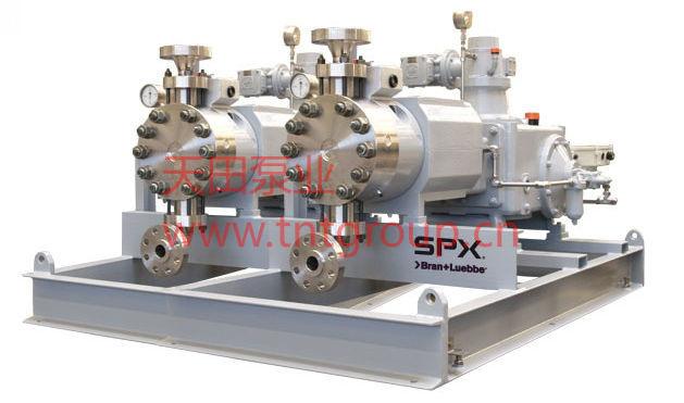 Diaphragm pump / metering max. 12 585 l/h | NOVADOS B Bran+Luebbe