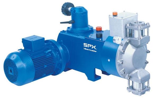 Diaphragm pump / metering max. 2 827 l/h | NOVADOS H3 Bran+Luebbe